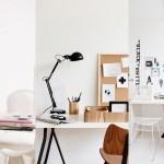 Čudovita domača pisarna
