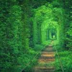 Tunel ljubezni v Ukrajini