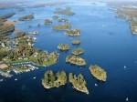 Tisoč otokov v Kanadi