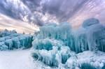 Prekrasni ledeni gradovi