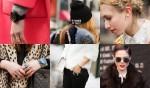 Modni dodatki na newyorškem tednu mode