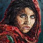 Jane Perkins / Umetnine iz drobnih predmetov