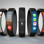 Vse aplikacije in ura, ki lahko služi tudi kot modni dodatek.