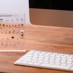 Mini Museum lahko postavimo kar na mizo. Foto: Mini Museum