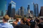 Eden najboljših načinov za spoznavanje Chicaga je vožnja po reki Chicago. Foto: Turistični urad Choose Chicago