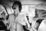 Mick in Bianca Jagger. Foto: Miista