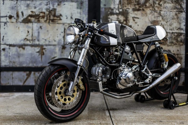Ducatti Leggero Izpod Rok Legende Walt Siegla