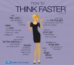 Kako hitro razmišljati?