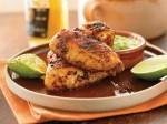 Kolumbijske piščančje perutničke s koriandrovo omako