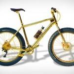 gold-mountain-bike