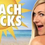 Triki za popoln oddih na plaži