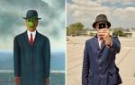 """Sin človekov"" (Magritte)"