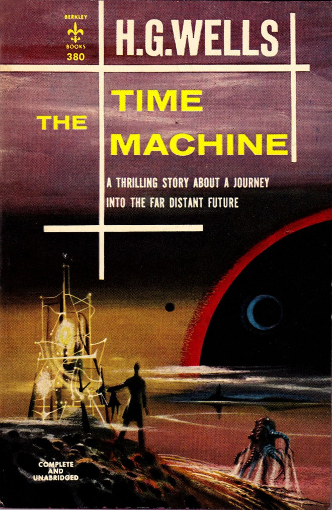 an analysis of h g wellss novel the time machine The time machine - ebook written by hg wells read this book using google play books app on your pc, android, ios devices download for offline reading.