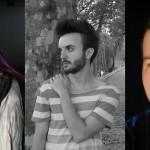 Ustanovni člani Društva VLU: Anja Rošker, Žan Žveplan in Sandi Jesenik
