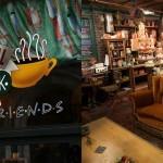 Central Perk: Friends — New York. Najdete ga pod imenom Eight O'clock Coffee in je sveže odprt zato priporočamo predhodno najavo oz. rezervacijo.