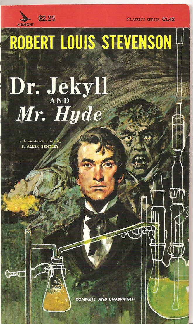 an analysis of the main characters of robert louis stevensons dr jekyll and mr hyde
