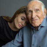 Angelina Jolie in nedavno preminuli Luis Zamperini