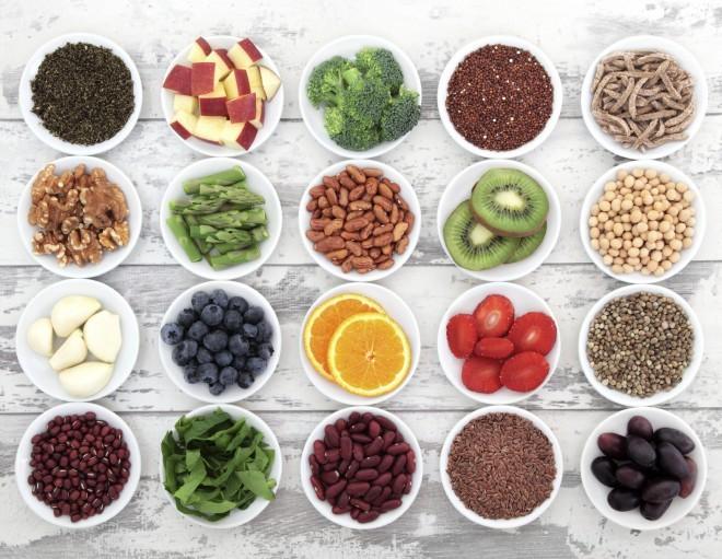Jejte raznoliko hrano.