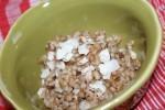 Z istimi sestavinami se lahko še malo poigramo in si pripravimo naslednjo sladico iz ješprenja...