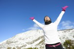 Sport and exercising winter success