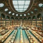 Bibliothèque Nationale de France, Pariz