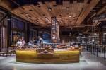 Najnovejša pridobitev najslavnejše verige kavarn Starbucks.
