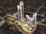 Forum 66 stolp 2, Kitajska