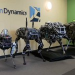 Robot Spot - Boston Dynamics