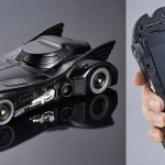 Ovitek za iPhone - Batmobile