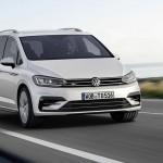 Novi Volkswagen Touran 2015