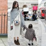 """Najboljši """"streetstyle"""" s tedna mode jesen-zima 2015 v Londonu"""