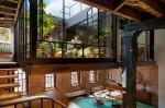 Pogled iz terase v dnevni prostor