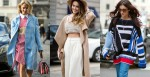 """Najboljši """"streetstyle"""" s tedna mode v Milanu."""