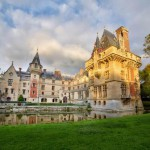 Grad Le Chateau de Vigny