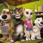 Talking Tom and Friends prihajajo na YouTube za otroke.