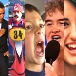 Sprehod čez najbolj znamenite viralce desetletnega YouTuba.