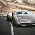 LM2 Streamliner je delo ameriškega startup-a Lyons Motor Car.