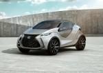 Lexus LF-SA koncept