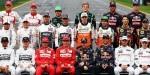 Vsi dirkači za sezono 2015.