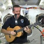 Življenje astronavtov na ISS.
