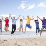 Najbolj srečni ljudje živijo v Skandinaviji.
