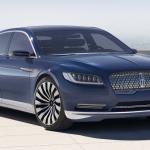 Lincoln Continental – luksuzna limuzina