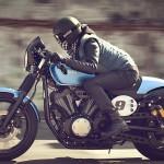Serija Yamaha Sport Heritage je bogatejša za motocikel Yamaha XV950 Racer.