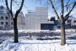 OFIS Arhitekti: Villa Criss-Cross Envelope
