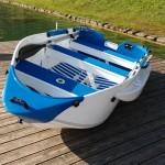 Origo Boat Assebled