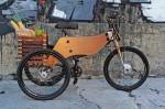 Električni tricikel Raiooo.