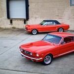 Legendarni Ford Mustang kot replika doživlja drugo pomlad.