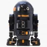 Navidezna tipkovnica, ki jo projicira R2-Q5 iz Vojne zvezd.