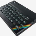 Tipkovnica ZX Spectrum je bila leta 2014 stara že 30 let.