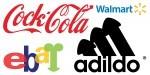 Falične različice znanih logotipov.